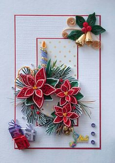 Neli is a talented quilling artist from Bulgaria. Her unique quilling cards bring joy to people around the world. Quilling Butterfly, Neli Quilling, Paper Quilling Patterns, Quilling Paper Craft, Quilling Flowers, Quilling Designs, Paper Flowers, Paper Crafts, Quilled Roses