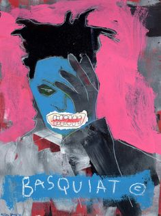 lehroi:  Alison Black Basquiat, 2010.