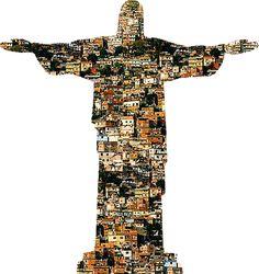 Cristo ♥ Favela ♥