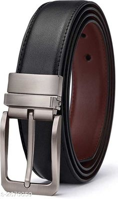 Belts Stylish Men's Belt Material: PU Size: Free Size Description: It Has 1 Piece Of  Men's Belt Pattern: Solid Country of Origin: India Sizes Available: Free Size   Catalog Rating: ★3.9 (2315)  Catalog Name: Essential Stylish Men's Belts Vol 1 CatalogID_361138 C65-SC1222 Code: 082-2670859-726