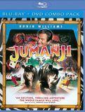 Jumanji [2 Discs] [Blu-ray/DVD] [1995]
