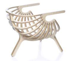 Marco Sousa Santos - shell chair
