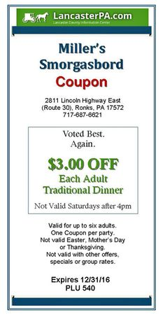 Lancaster pa outlets coupons