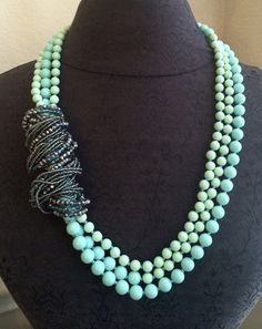 Mix two necklaces and the options are endless! WOW!!!!! From the Premier Designs Jewelry Collection. billn9638@msn.com