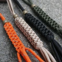 Goedkope 1 pc maïs knoop paraplu touw nylon ketting touw instrument ornamenten…