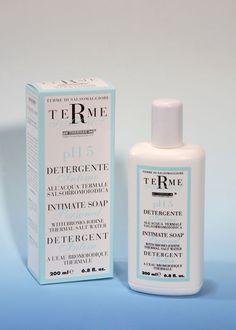 Detergente Intimo all'Acqua Termale 200 ml  Terme di Salsomaggiore
