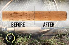 Repair Your Fishing Rod Handles This Winter This article highlights some common best practices for maintaining or repairing your EVA and cork fishing rod handles and grips. #diyfishingrods #rodbuilding #fishing