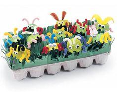 mollymoo.ie - 15 egg carton crafts