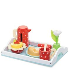 Breakfast Tray Set - Toys for Girls - Toy Shop | Letterbox