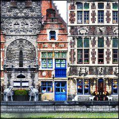 #Gand / Gent - Belgium