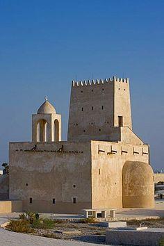 Umm Salal Mohammed fort, Qatar, Middle East