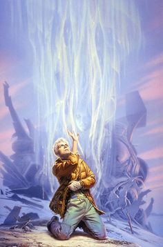 Michael Whelan - Dreamfall by Joan D Vinge