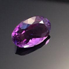 An Amazing Amethyst Gemstone from Brazil (7.2 ct) | Buy Gems Online, Affordable Gemstones, Loose Gemstones, Jewelry