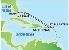 Allure of the seas - 7-Day Eastern Caribbean, Round-trip but will be leaving from Fort Lauderdale.