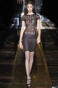 Gucci Fall 2010 RTW - Runway Photos - Collections - Vogue