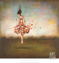 Boundlessness in Bloom Art Print by Duy Huynh at Art.com