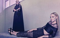 before you kill us all: AD CAMPAIGN Balenciaga Spring/Summer 2015 Feat. Sasha Pivovarova by Steven Klein