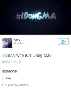Me. I am One Direction's Dong Ma