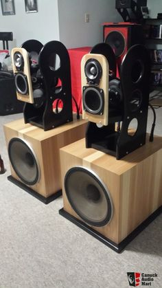 STATE OF THE ART CUSTOM JBL SPEAKERS