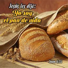 """ESTABAN BUSCANDO AL """"PANADERO"""" LEA: Juan 6:26-27, 31-34  El pueblo había sido alimentado por Jesucristo a través del milagro de la multiplicación de los panes y los peces; cinco mil varones, sin contar mujeres y niños (Jn 6:1-14). Al ver las intenciones de ellos que deseaban hacerlo rey porque les dio de comer, decidió apartarse para evitar que lo tomaran como tal, pues el propósito de Cristo era morir en la cruz (Jn 6.15). Jesucristo envió a sus discípulos que cruzaran en una barca al otro…"""
