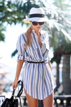 30 Best Summer Outfits Stylish and Comfy Outstanding Street Fashion Outfit. Would Combine With Any Piece Of Clothes. The Best of summer outfits in Summer Fashion Outfits, Chic Outfits, Spring Summer Fashion, Spring Outfits, Summer Outfit, Beach Outfits, Casual Summer, Summer Tomboy, Cali Fashion