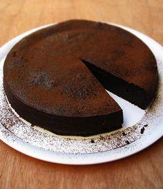 gateau au Yaourt au chocolat