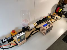 The RepRapable Recyclebot is an open-source, Arduino-powered extruder that converts recycled plastic into commercial-grade printing filament. 3d Printing Diy, 3d Printing News, 3d Printing Industry, 3d Printing Service, Open Source Hardware, 3d Cnc, 3d Printer Filament, 3d Modelle, 3d Printer Projects