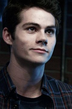 Dylan O'Brien look at that damn cheekbone. Who the hell allowed this to be legal. This boy will mean the freaking death of me