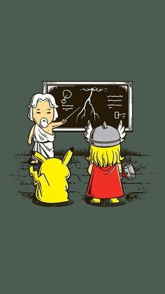 It's #Thorsday! Ride the lightning! \m/