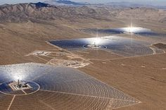 New Solar Farm Produces Enough Electricity for 140,000 Homes