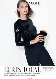 ArtList - Photography - Joan Braun - FASHION - Vogue Paris - Karlina Caune