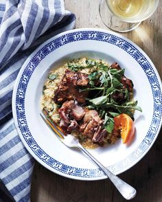 Marmalade-and-Vinegar Pork - Orange marmalade and red wine vinegar are the standouts in this recipe.If you have leftovers, refrigerate the pork in the sauce--it will help keep the meat moist. www.southernliving.com/slow-cooker/pork-slow-cooker-recipes