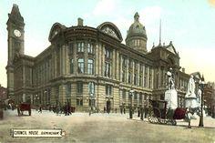 Original Council House Birmingham