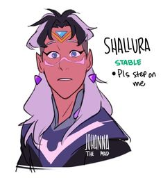 SU Paladin Fusion Art: Shallura