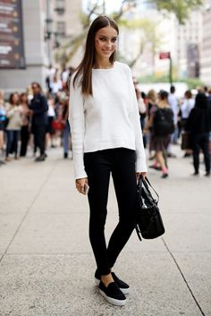 This Is It — See All the Best Street Style From NYFW
