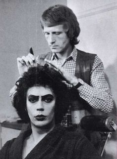 Rocky Horror behind the scenes