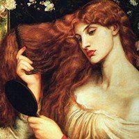 Lady Lilith- Dante Gabriel Rossetti