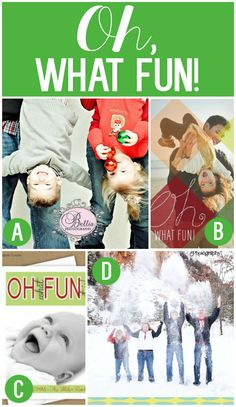 Fun Wording and Caption Ideas for Family Christmas Cards
