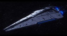 Commissioned work of an Imperial War Galleon Class Star Destroyer. 3D render made for: If you're interested in commissions, please visit this page: 2D + 3D CommissionsHello, you arrived at my Commi...