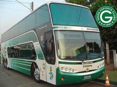 Viação Garcia, Luxury Bus, Double Decker Bus, Bus Coach, Bus Station, Sports Clubs, Travel Companies, Bus Driver, Busses