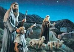 Following The Son: Shepherds: Unlikely Guests In The Christmas Story