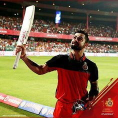 Kohli played well and today I smacked 3 centuries back to back dedicating those to Queen 😅❤ Match List, Virat Kohli Wallpapers, Ipl Live, Virat And Anushka, Cricket Wallpapers, Ab De Villiers, Avengers Imagines, Chennai Super Kings, English Premier League