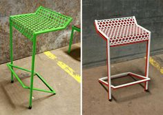 Great. Now I want a bar for my deck just so i can have these stools! #love #landscaping
