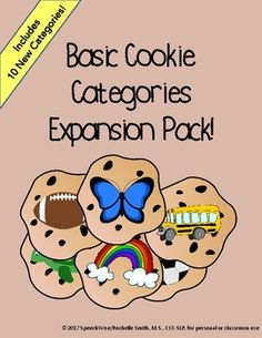 -Includes 10 basic categories with 5 items each for students to identify and sort.Categories Include: Insects, Sports, Weather, Fruits, Vegetables, Ocean Animals, Tools, Instruments, Toys, Transportation.Insects: Ant, Spider, Butterfly, Bee, LadybugSports:Football, Baseball, Soccer Ball, Tennis Ball, BasketballWeather: Sun, Rain, Lightning Snow, RainbowFruit: Apple, Banana, Strawberry, Orange, WatermelonVegetables:Lettuce, Broccoli, Carrot, Onion, CornOcean Animals:Octopus, Turtle…