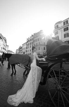 Inbal Dror's recent Rome photoshoot. J'adore!!!