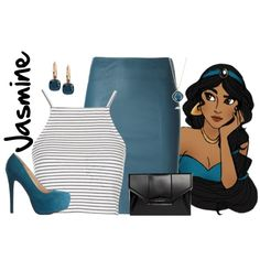 Jasmine - Disney - Sortie Shopping