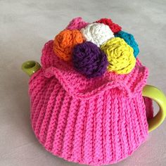 We need a tea cosy this cute!