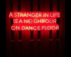 Techno Music, Neon Signs, Dance, Thoughts, Life, Instagram, Random, Dancing, Casual