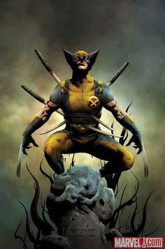 Marvel Wolverine   Marvel teases 'Wolverine' #1 - Comics News - Digital Spy