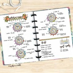 9 Daily Spread Ideas for your Bullet Journal - How to Bullet Journal